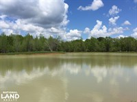 Cut Bank Creek Recreational Farming : Sulligent : Lamar County : Alabama