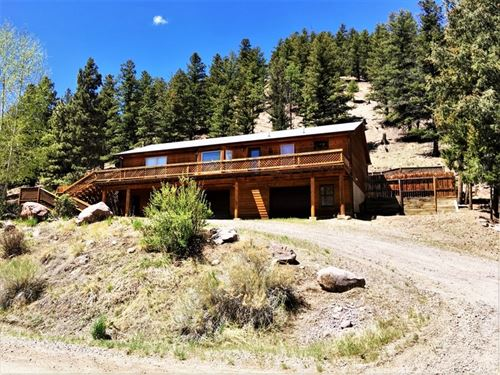 San Juan Springs Retreat : Lake City : Hinsdale County : Colorado