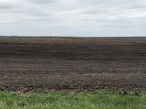 320 Acres Brown County Sd Farm Land : Aberdeen : Brown County : South Dakota