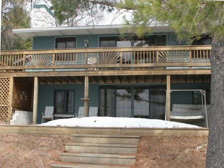 Beautiful Clear Lake Home : Atlanta : Montmorency County : Michigan