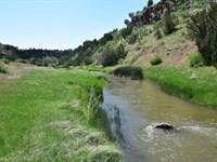 Cucharas River Canyon Ranch : Walsenburg : Huerfano County : Colorado