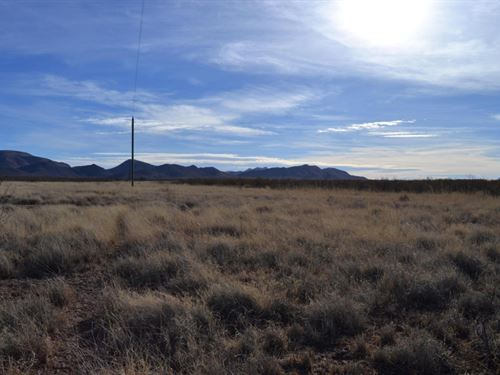 1.66 Acres In Sanders, AZ : Sanders : Apache County : Arizona