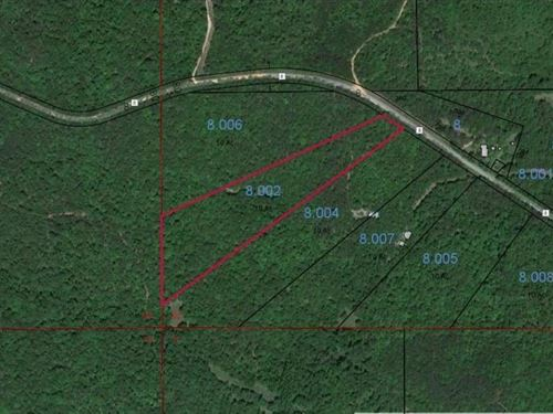 County Road 8 Homesite : Equality : Coosa County : Alabama