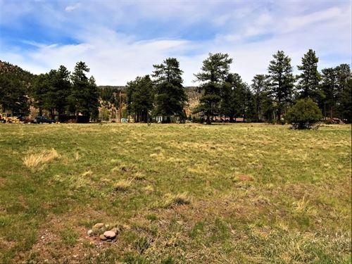 Ponderosa Country Estates, Lot 6 : South Fork : Rio Grande County : Colorado