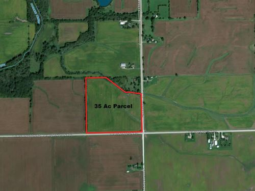 35 Ac Quigley Development Site : Manhattan : Will County : Illinois