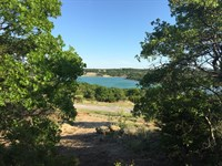 1 Acre Homesite With Lake View : Bluff Dale : Erath County : Texas