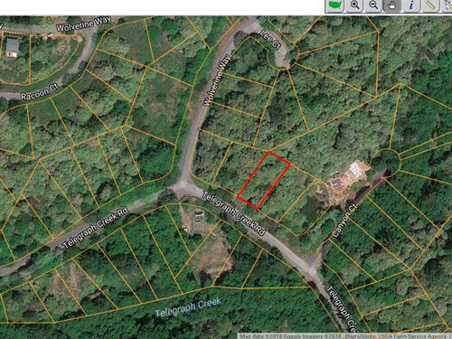 .22 Acres In Shelter Cove, CA : Shelter Cove : Humboldt County : California