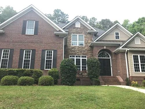 Beautiful Home W/Private Setting : Hokes Bluff : Etowah County : Alabama