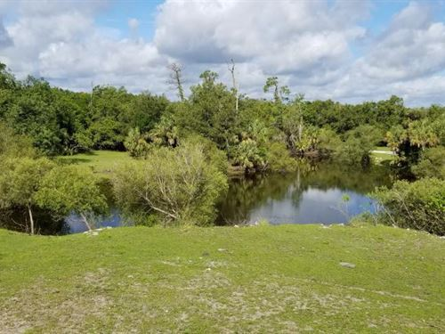 Nocatee Development Site : Arcadia : Desoto County : Florida