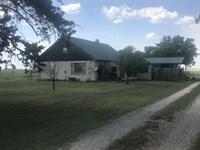 19.82 Acres & Home : Hitchcock : Oklahoma County : Oklahoma