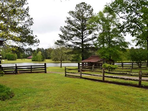 Davie Property 116 Acres : Mathews : Talladega County : Alabama