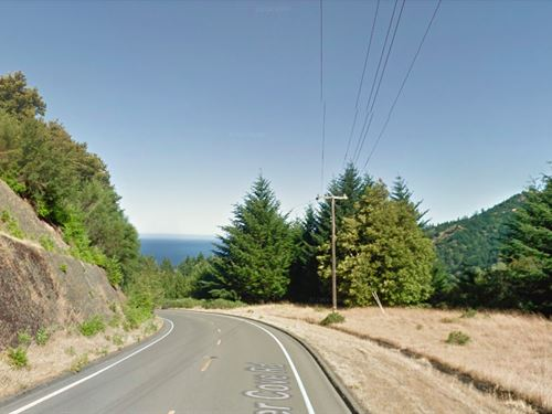 .28 Acres In Shelter Cove, CA : Shelter Cove : Humboldt County : California