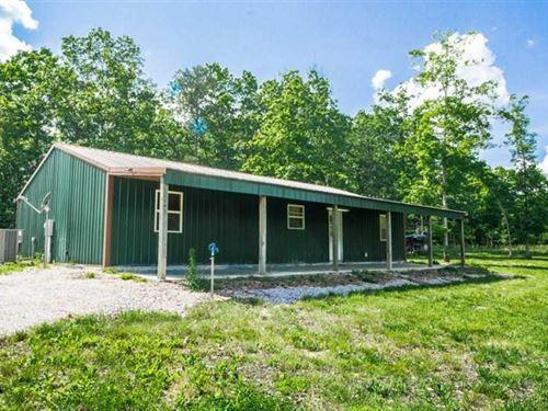 Residential Home For Sale in Van : Van Buren : Carter County : Missouri