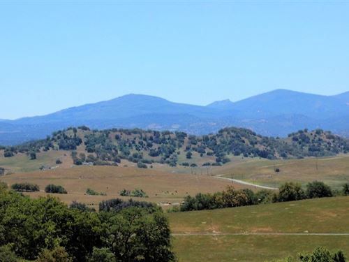 Incredible 5.5 Acres On Mesa Grande : Santa Ysabel : San Diego County : California