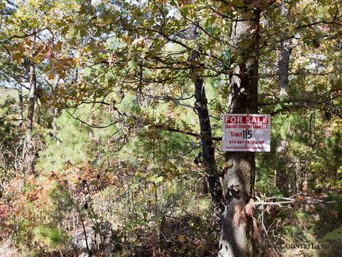 Majestic Stone Creek 115 : Wilburton : Latimer County : Oklahoma