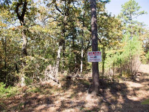 Majestic Stone Creek 141 : Wilburton : Latimer County : Oklahoma