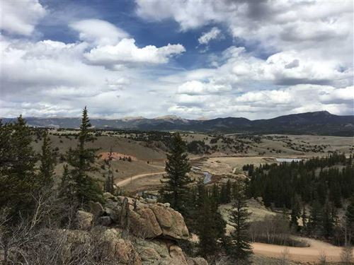 Stage Stop / Tarryall Fishing Club : Jefferson : Park County : Colorado