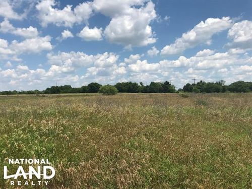 20 Acres Kaufman County, Pasture, : Mabank : Kaufman County : Texas