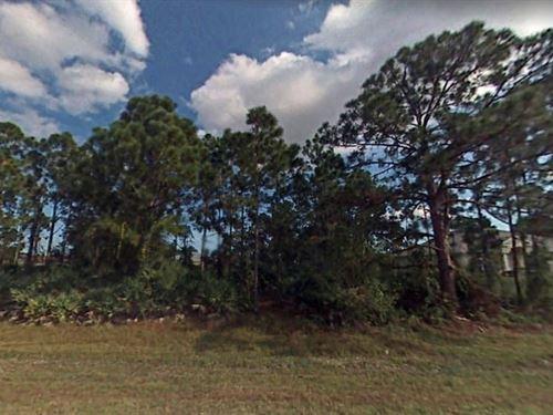 .22 Acres In Vero Beach, FL : Vero Beach : Indian River County : Florida