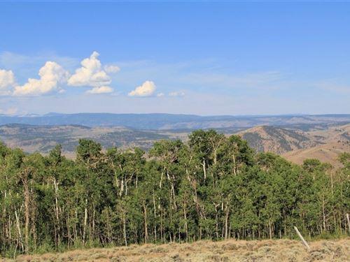 Huntsman Mesa Get-A-Way : Powderhorn : Gunnison County : Colorado