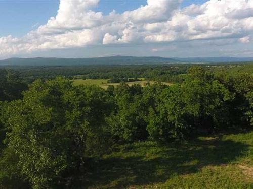 95 Acres in Altus, AR : Altus : Franklin County : Arkansas