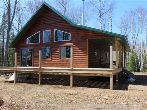 4486 Grant Lake Rd Mls 1108291 : Republic : Marquette County : Michigan