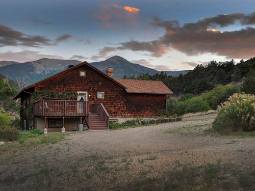 6787342 - Truly Stunning Bear Creek : Salida : Fremont County : Colorado
