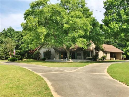 315 Acre Farm Timberland With Home : Mount Olive : Jefferson Davis County : Mississippi