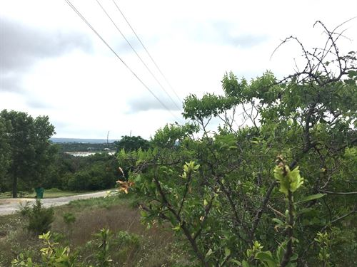 1+ Scenic Acre Homesite In Mt, Lake : Bluff Dale : Erath County : Texas