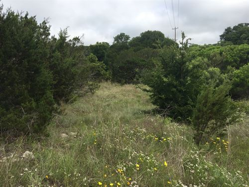 5 Scenic Acres, Perfect Homesite : Bluff Dale : Erath County : Texas