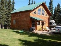This Home Has Been Very Well Taken : Kasilof : Kenai Peninsula Borough : Alaska