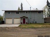 Home Staged & Ready To Move Into : Nikiski : Kenai Peninsula Borough : Alaska