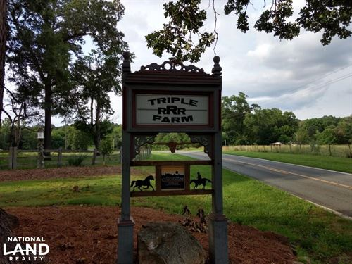 920 Calvin Phillips Road / Historic : Bennett : Chatham County : North Carolina