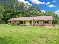 5 Acre Farm W/ Brick Home & Pool : Loganville : Gwinnett County : Georgia