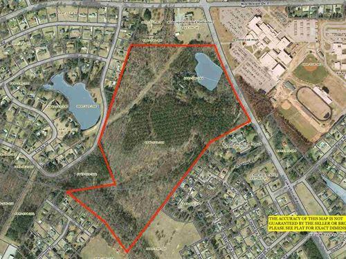 Residential Development : Greenwood : South Carolina