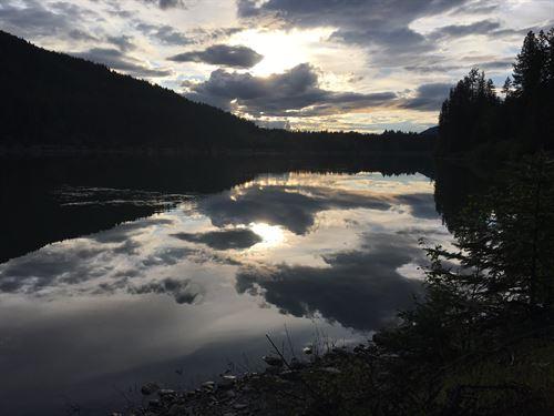Water Everywhere : Noxon : Sanders County : Montana
