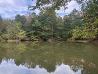 261.52 +/- Acres, Bartow County : Taylorsville : Bartow County : Georgia