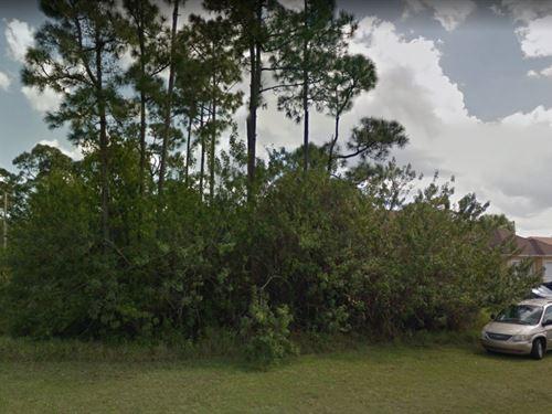.23 Acres In Port Saint Lucie, FL : Port Saint Lucie : Saint Lucie County : Florida