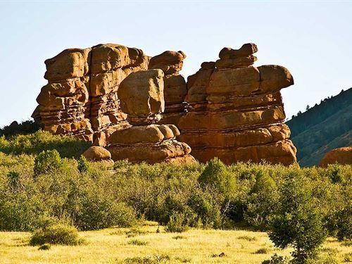 Dakan Ranch : Larkspur : Douglas County : Colorado