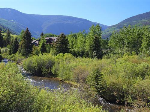 East Lake Creek Retreat : Edwards : Eagle County : Colorado