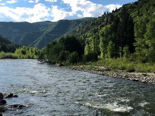 Snowshoe Ranch : Somerset : Gunnison County : Colorado