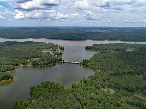 2.03 Acres-Lake Wateree, Fairfield : Winnsboro : Fairfield County : South Carolina