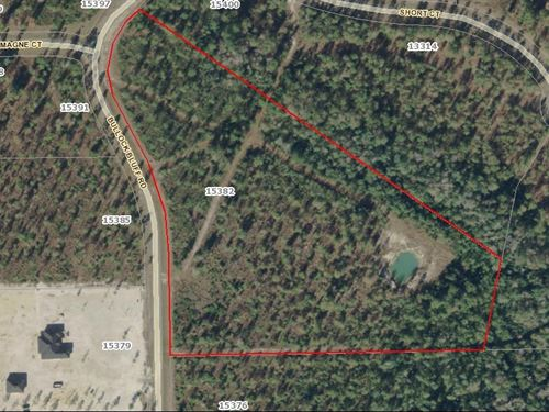 Lot 75, Deep Creek : Bryceville : Nassau County : Florida
