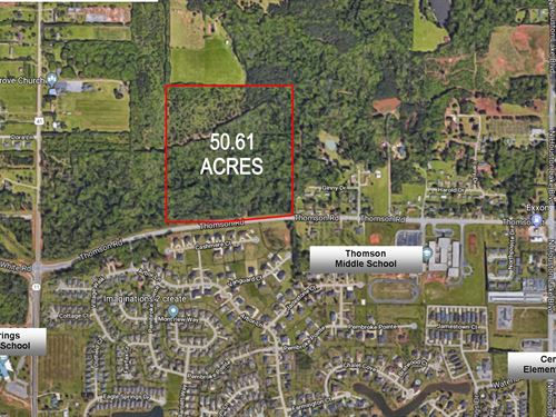 Multi-Family Development Site : Centerville : Houston County : Georgia