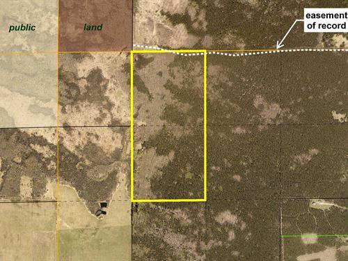 Cass, McKinley, 1383215, E2nw : Backus : Cass County : Minnesota