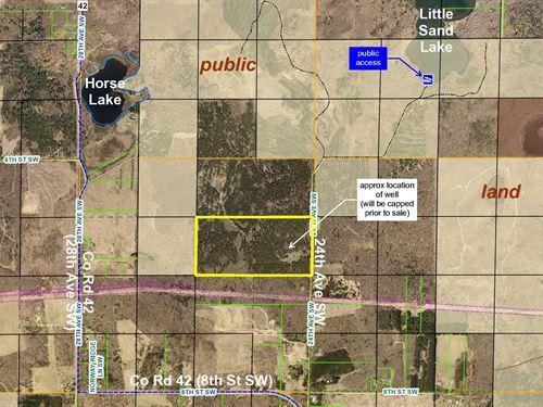 Cass, Pine River, 1383012, E2ne : Backus : Cass County : Minnesota