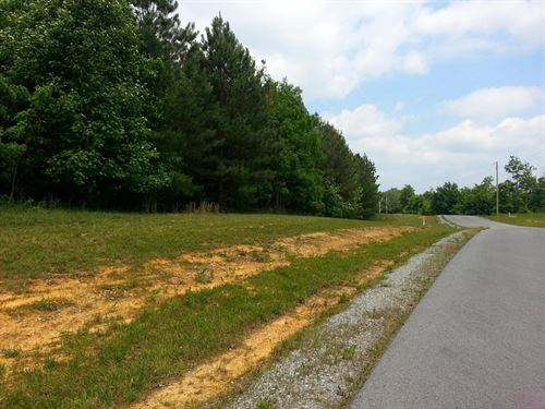 2.03+/-Acres Near Franklin Forest : South Pittsburg : Marion County : Tennessee