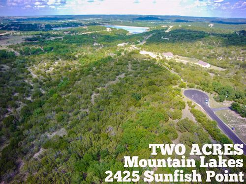 2.02 Acres In Erath County : Bluff Dale : Erath County : Texas