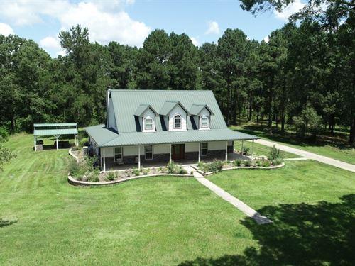 Sonrisa Ranch : Montgomery : Texas