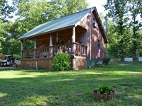 29.59 Surveyed Acres & Rustic : Saint Joe : Searcy County : Arkansas